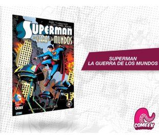 Superman La Guerra de los Mundos