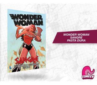 Wonder Woman Sangre
