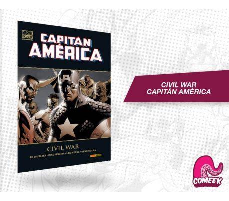 Capitán América Civil War Deluxe