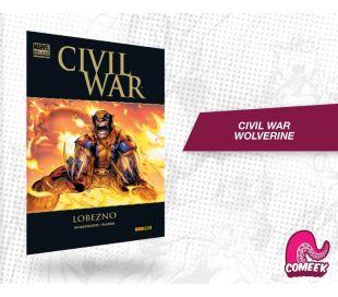Wolverine Civil War Deluxe