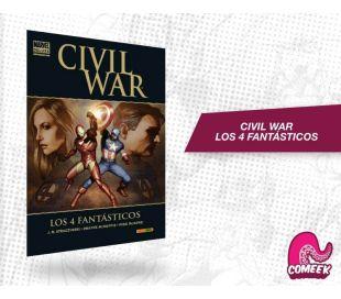 Civil War Los Cuatro Fantásticos