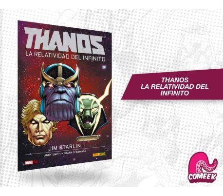 Thanos la Relatividad del Infinito