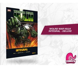 World War Hulk Deluxe