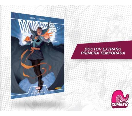 Doctor Extraño primera temporada