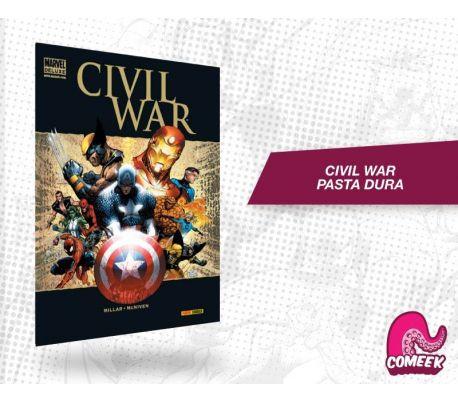 Civil War Pasta Dura