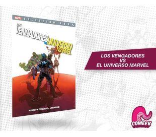 Los Vengadores Vs el universo Marvel