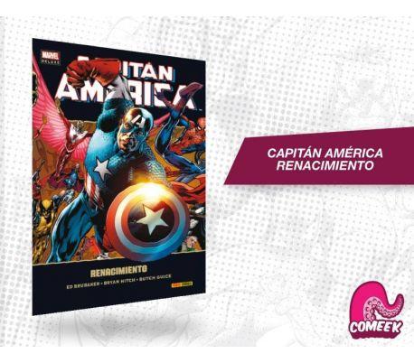 Capitán América Renacimiento Edición Deluxe