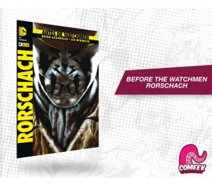 Before The Watchmen Rorscharch