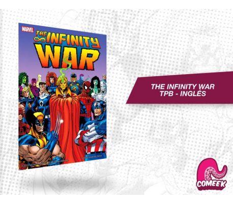 Infinity War TPB inglés
