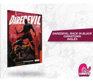 Daredevil Back to Black Chinatown inglés