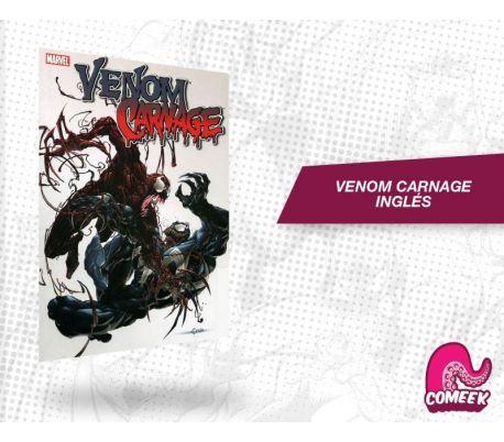 Venom Vs Carnage TPB inglés