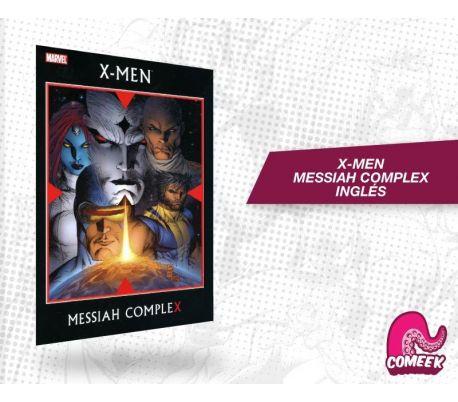Xmen Messiah Complex TPB inglés