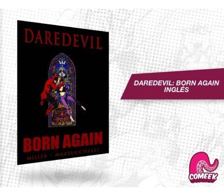 Daredevil Born Again TPB inglés