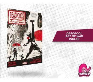 Deadpool's Art of War TPB inglés