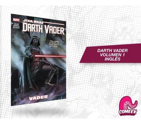Darth Vader Vol 1 TPB inglés