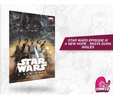 Star Wars Episode IV A New Hope HC inglés