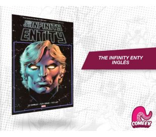 The Infinity Entity TPB inglés