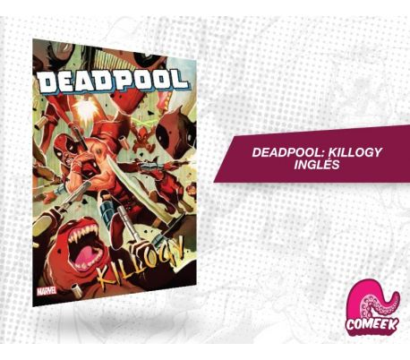 Deadpool Killogy (trilogía asesina) TPB inglés