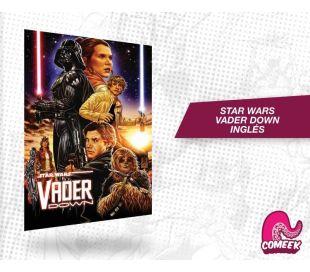 Star Wars Vader Down TPB inglés