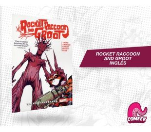Rocket Raccoon & Groot Vol. 1 Tricks of the Trade TPB inglés