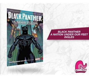 Black Panther A Nation Under Our Feet TPB inglés
