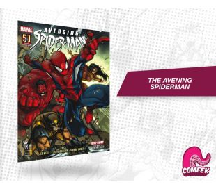 Avening Spiderman Joe Madureira