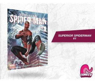 Superior Spiderman número 1