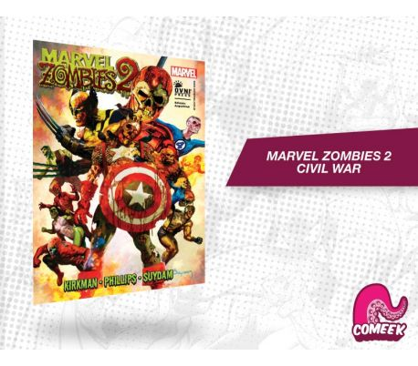 Marvel Zombies 2 Civil War