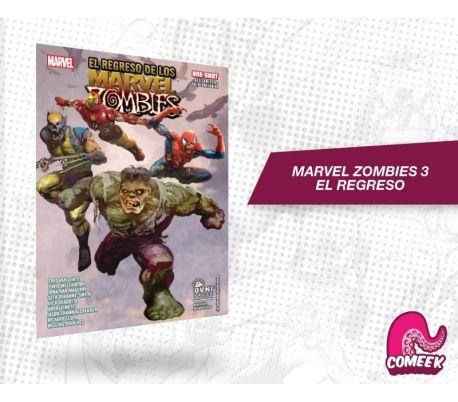 Marvel Zombies 3 El regreso