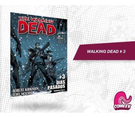 The Walking Dead número 3