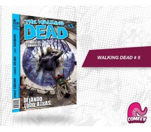 The Walking Dead número 5