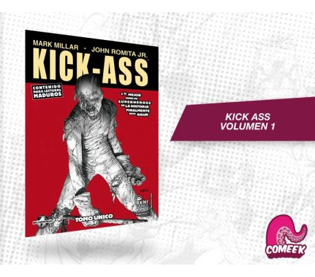 Kick Ass Volumen 1