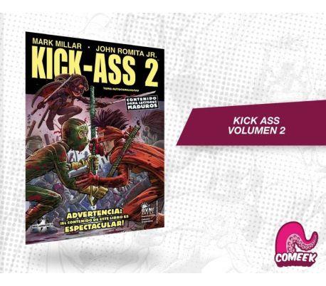 Kick Ass Volumen 2