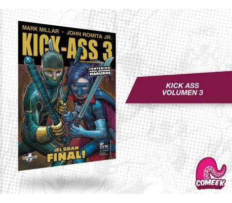 Kick Ass Volumen 3