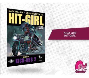 Hit Girl preludio a Kick Ass 2