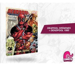 Deadpool orígen + Deadpool 1000