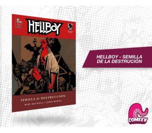 Hellboy Semilla de la destrucción