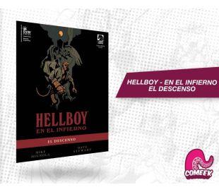 Hellboy en el infierno el descenso