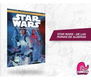 Star Wars De las ruinas de Alderaan