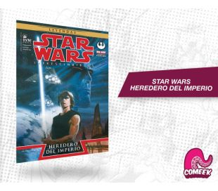 Star Wars Imprescindibles Vol. 1 Heredero del imperio