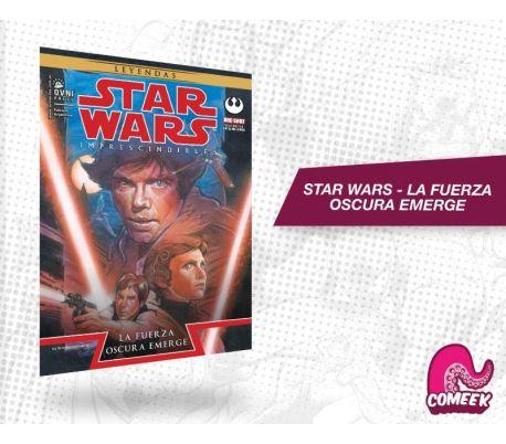 Star Wars Imprescindibles Vol. 2 La fuerza oscura emerge