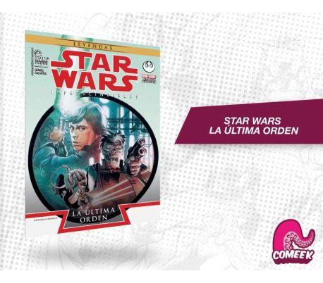 Star Wars Imprescindibles Vol. 3 La última orden