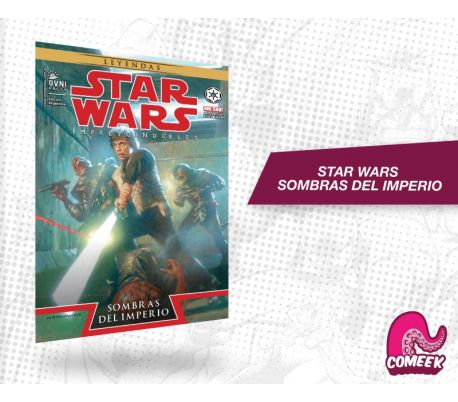 Star Wars Imprescindibles Vol. 4 Sombras del imperio