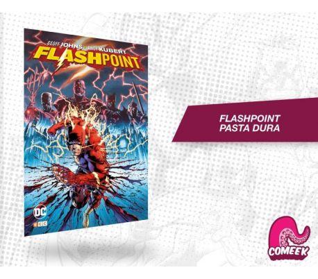 Flashpoint Historia completa