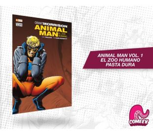 Animal Man Vol 1 El Zoo humano