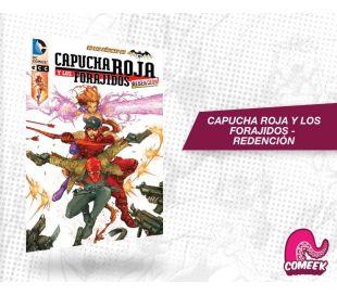 Capucha Roja y los Forajidos Vol. 01 Redención