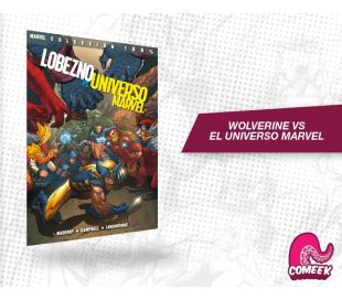 Wolverine Vs el universo Marvel