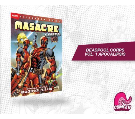 Deadpool Corps volumen 1 Apocalipsis