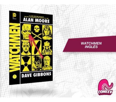 Watchmen Absolute en inglés