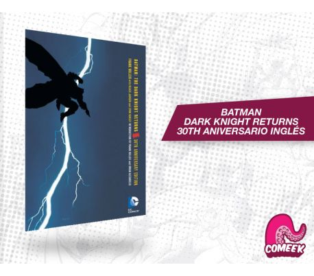Batman Dark Knigth Returns 30th anniversary edition Inglés